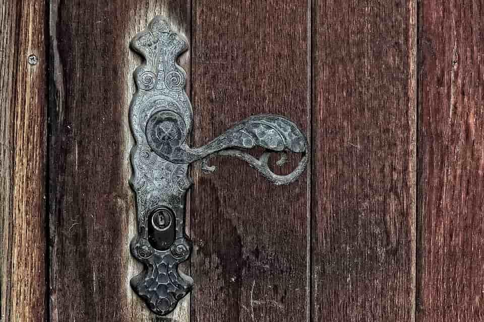 ajtózárak